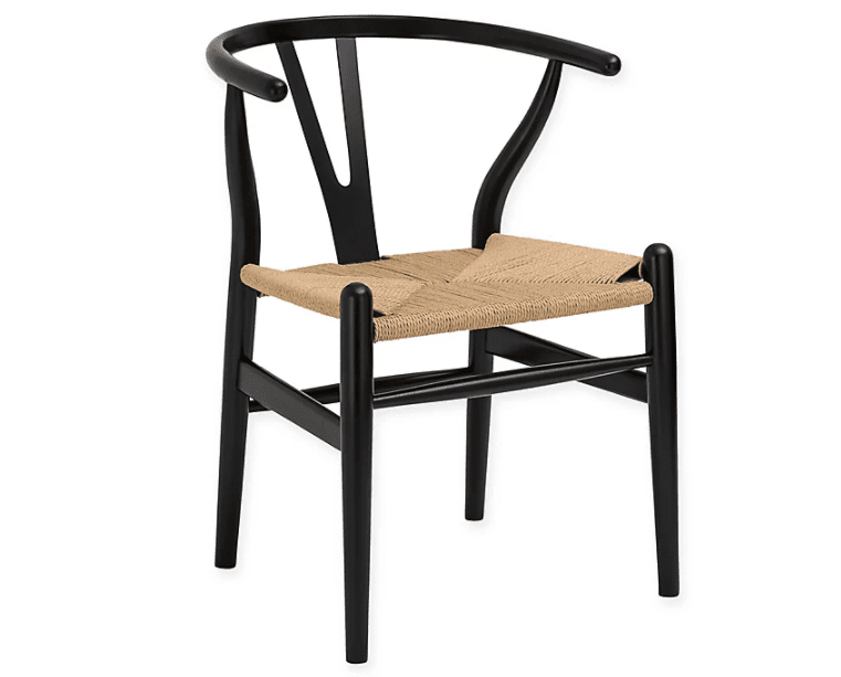 Poly & Bark Weave Chair