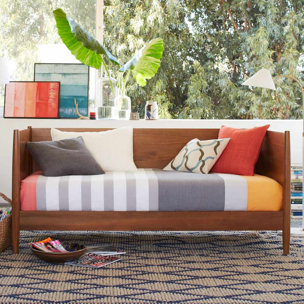 West Elm Mid-Century Daybed