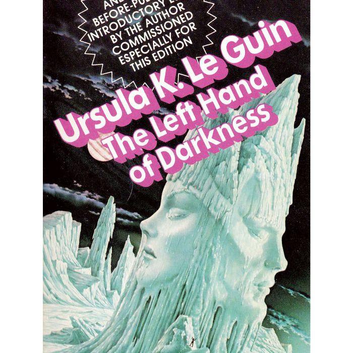 """""""La mano izquierda de la oscuridad"""" de Ursula K. Le Guin"""