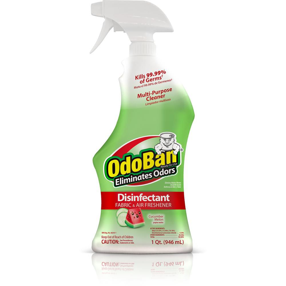 Fabric Disinfectant and Air Freshener