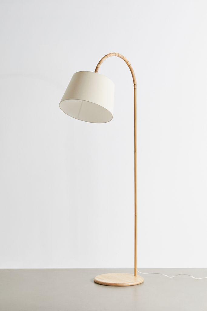 Marcella Arc Floor Lamp product shot.