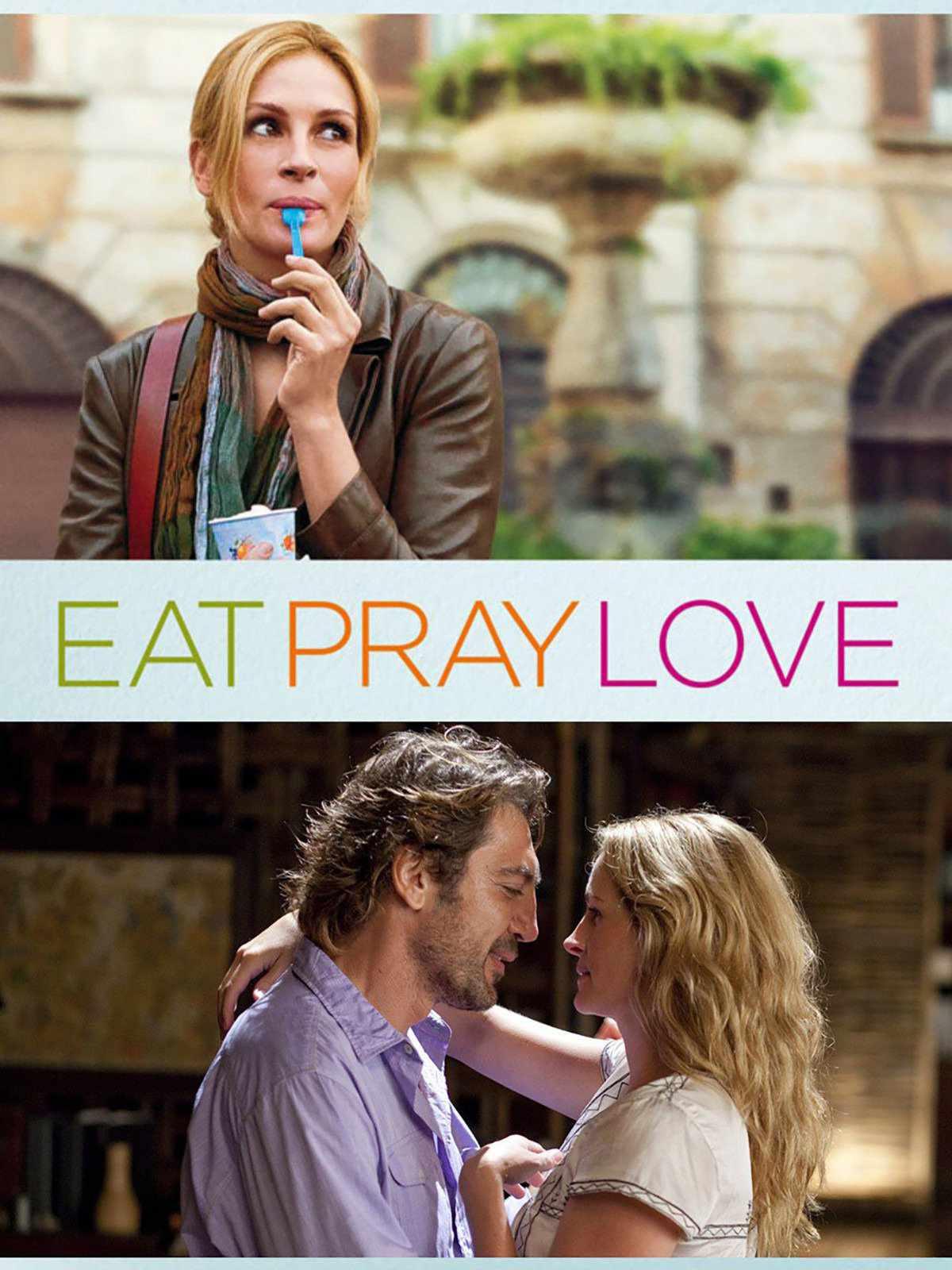 Eat Pray Love