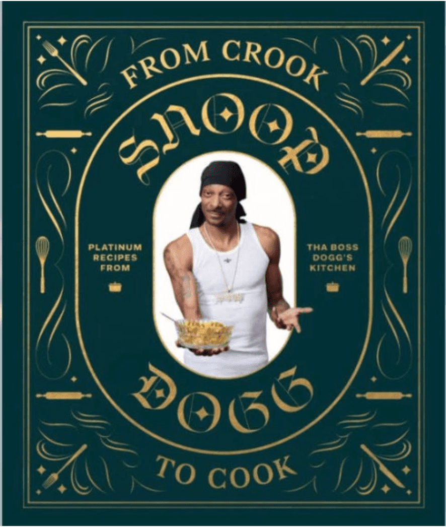 From Crook to Cook cookbook