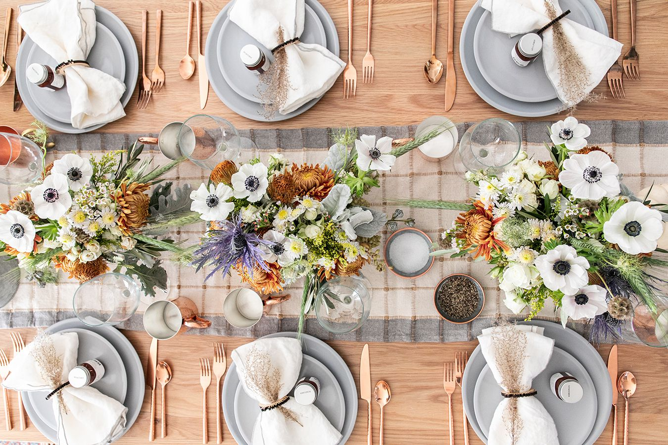 15 Thanksgiving Décor Ideas That Are Surprisingly Chic