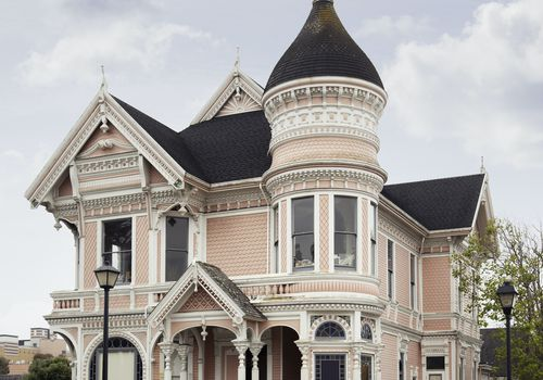 victorian style homes