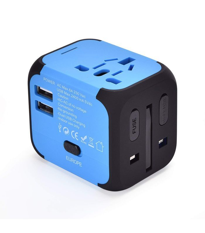 JMPONE International Travel Adapter and Converters