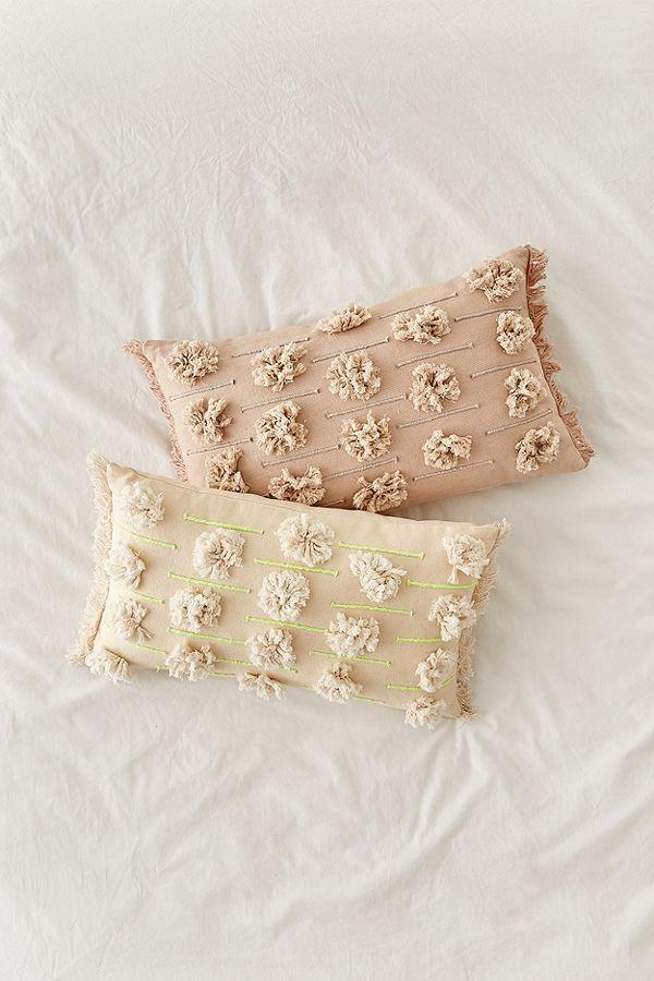 Edra Tufted Lumbar Pillow