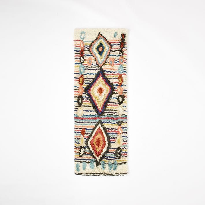 alfombra de lana con encanto