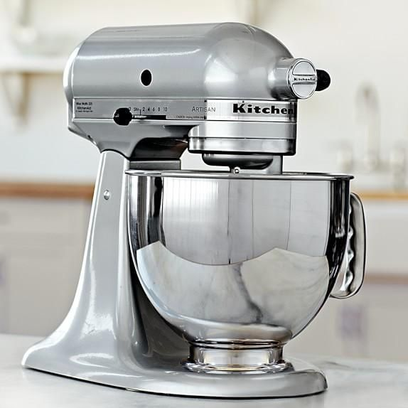 KitchenAid(R) Artisan Stand Mixer Friendsgiving Party Ideas