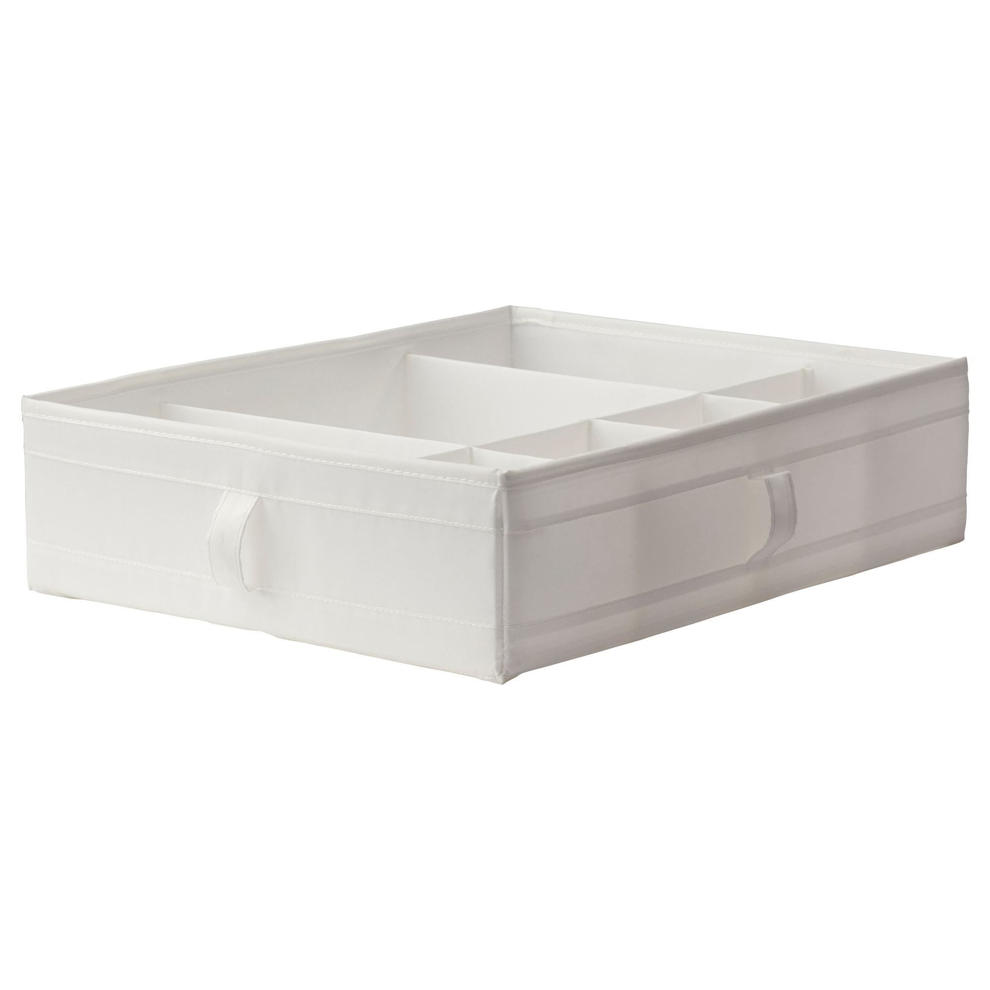 Skubb Compartment Box—IKEA bedroom storage