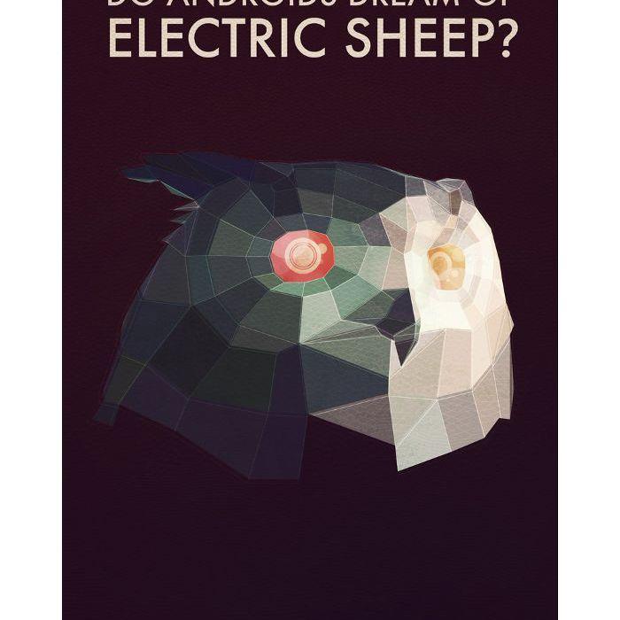 """""""¿Los androides sueñan con ovejas eléctricas?""""  por Philip K. Dick"""