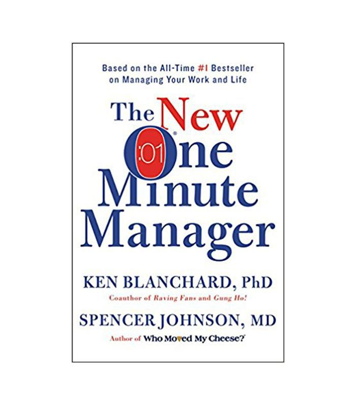 Ken Blanchard and Spencer Johnson The New One Minute Manager