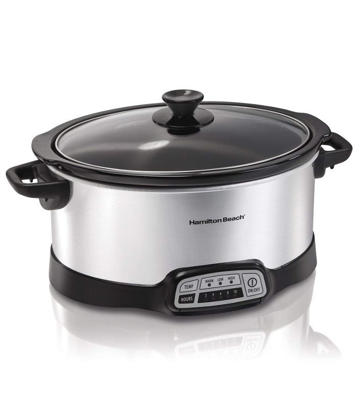 Hamilton Beach Slow Cooker Crock Pot