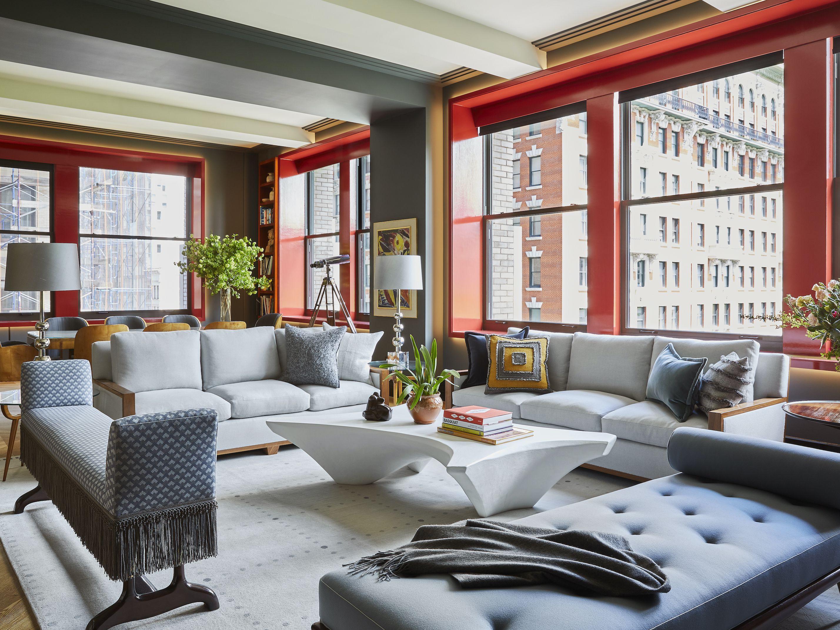 2021 Living Room Design Trends, New Style Living Room Furniture