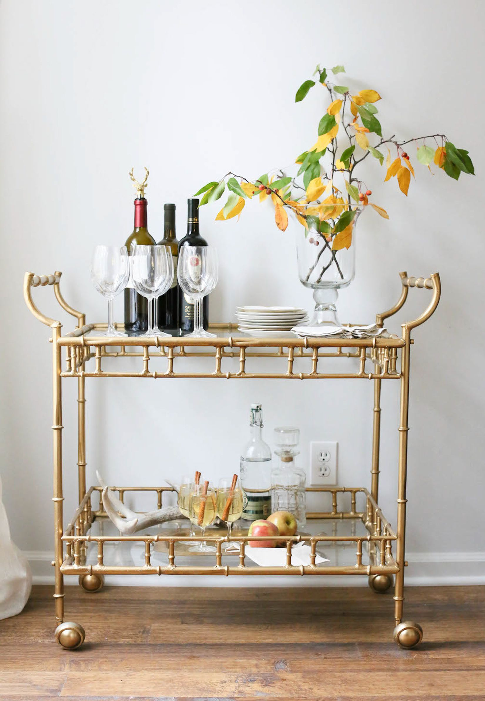 The 10 Best Bar Carts Of 2021