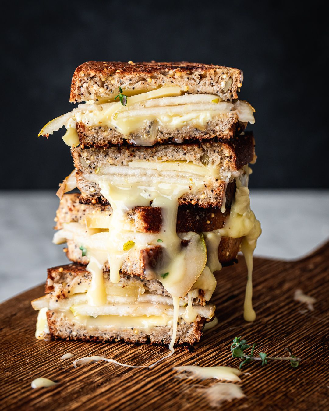 12 Healthy Grilled Cheese Recipes That'll Satisfy Your Cravings