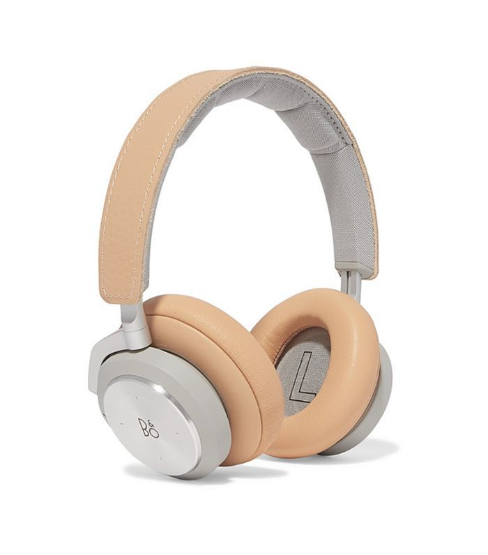 H9i Wireless Leather And Aluminum Headphones