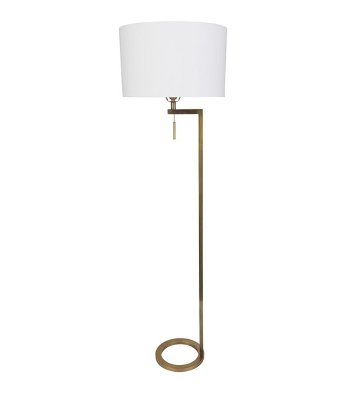 Jovanna Floor Lamp, Gold