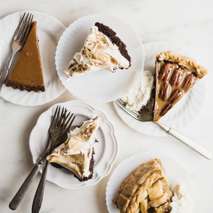 Martha Stewart's favorite pies