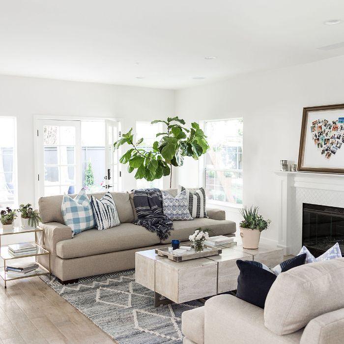 Weeknight Bite—living room ideas