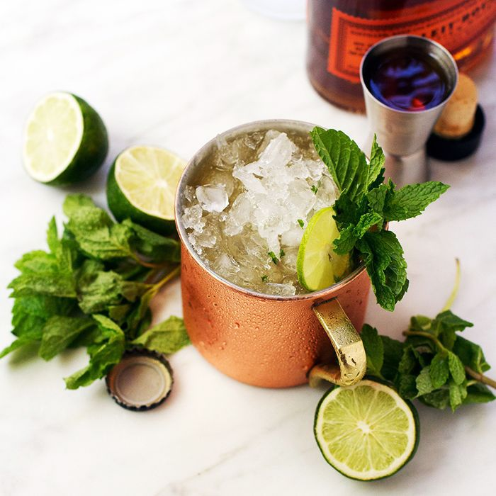 Best Vodkas for a Moscow Mule