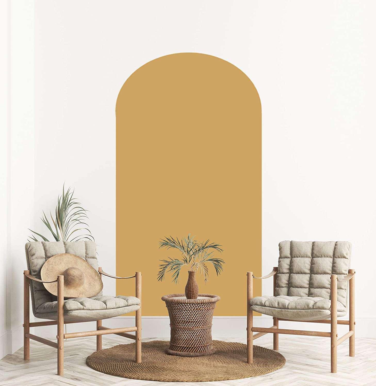 MINICK Arch Wall Decal Decor Sticker