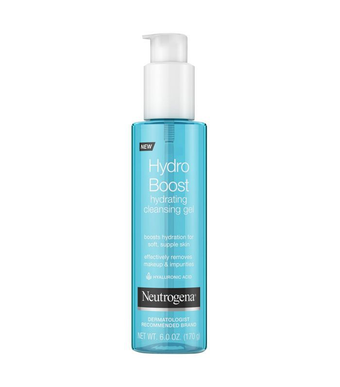Neutrogena Hydro Boost Cleansing Gel Best Skincare at Target