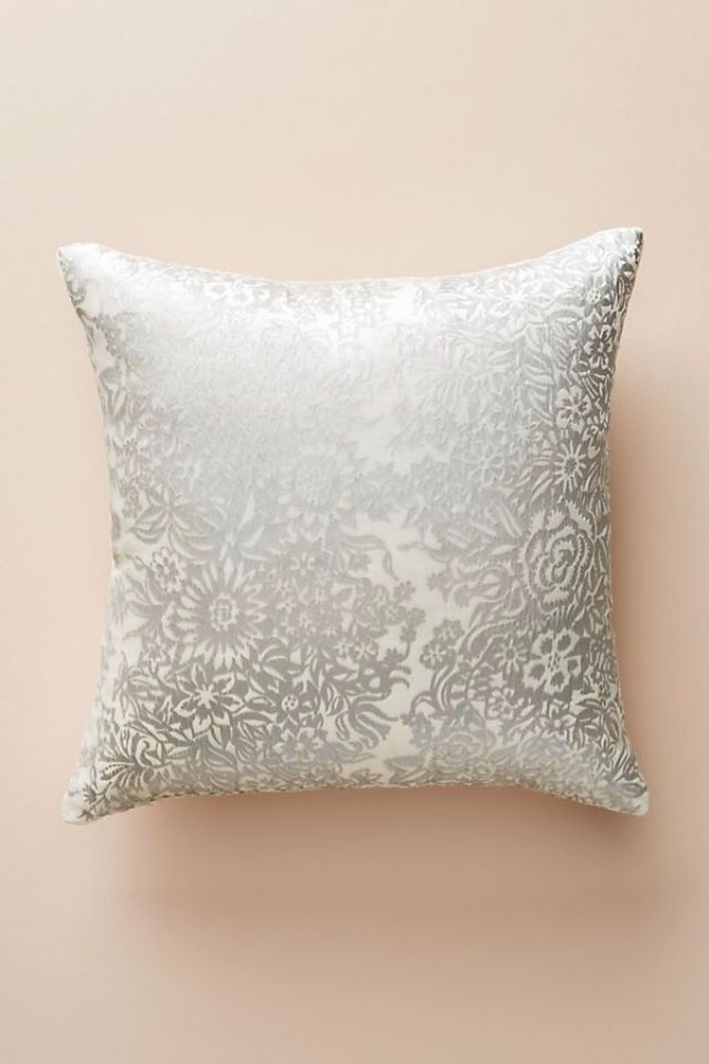 Garland Velvet Pillow
