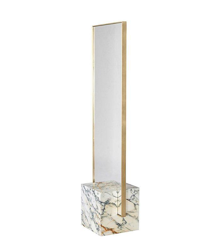Slash Objects Coexist Standing Mirror