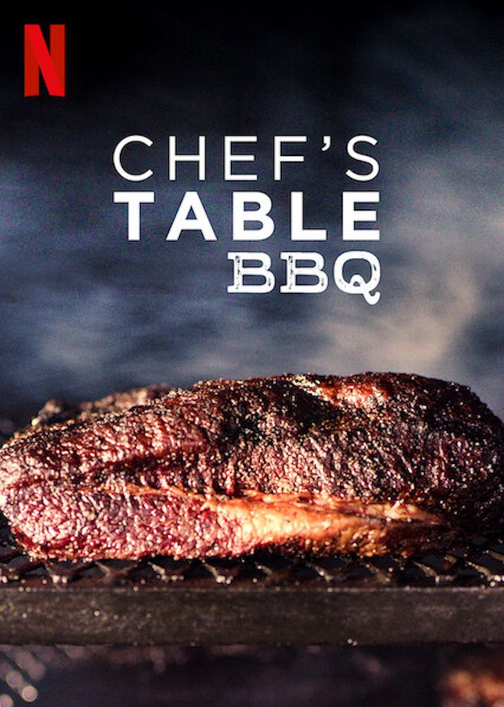 Chef's Table BBQ poster