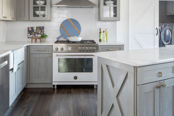 rustic kitchen—victoriabell