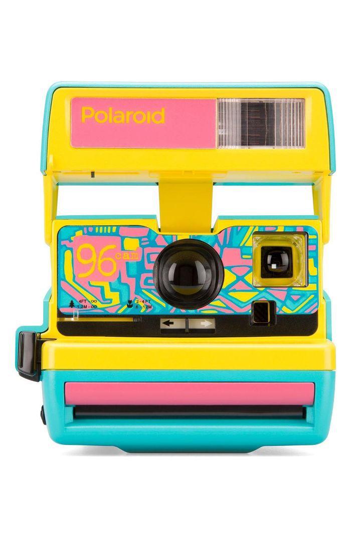 600 96 Cam Instant Camera