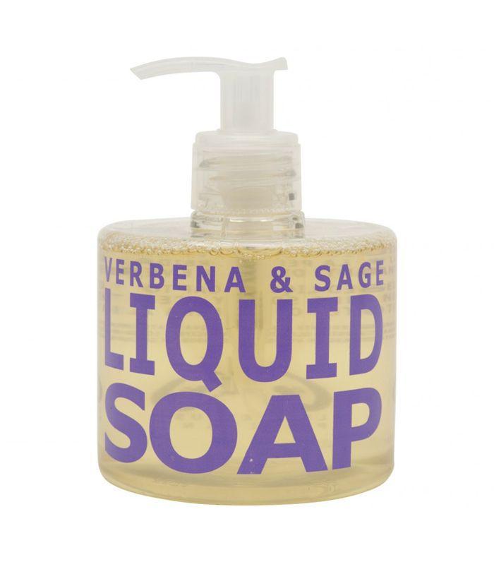 Eau d'Italie Verbena & Sage Liquid Soap