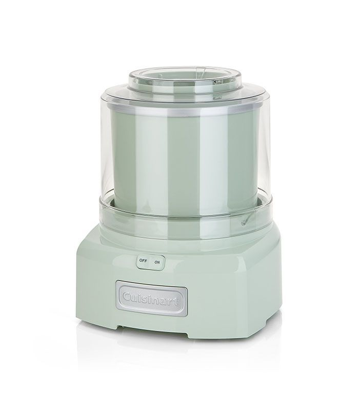 Cuisinart Pistachio Green Ice Cream Maker