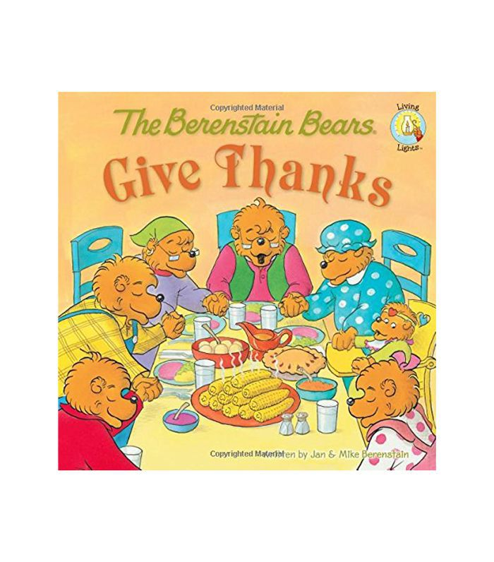 Berenstain Bears Thanksgiving Books