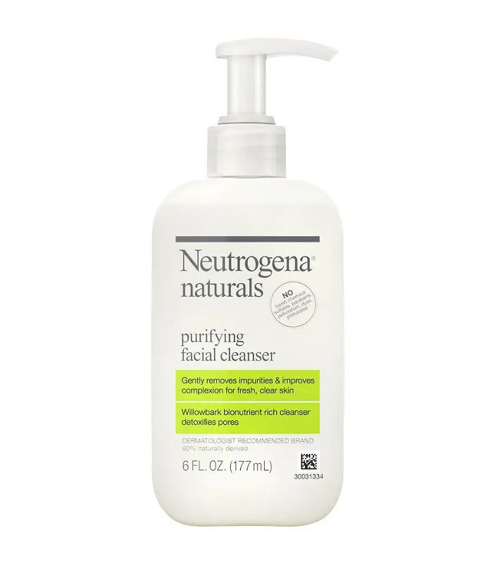 Neutrogena Naturals Purifying Facial Glycolic Acid Cleanser