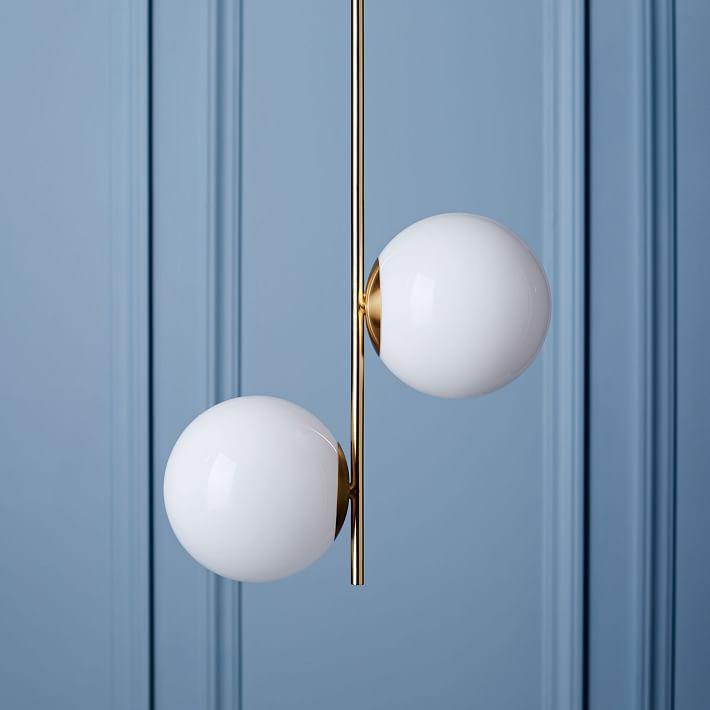 Sphere & Stem Pendant