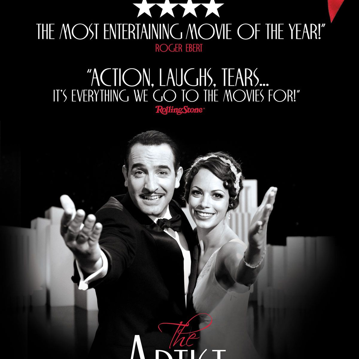 The Artist (2012) movie poster.