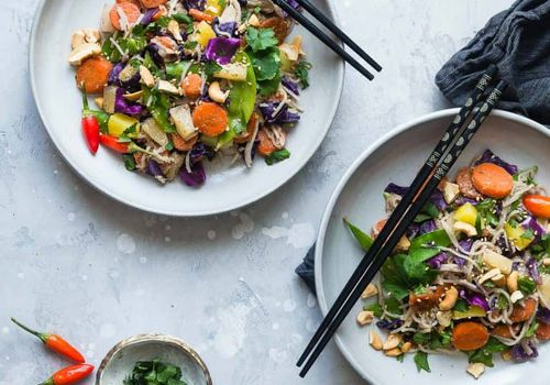 Best Vegetarian Recipes for Summer - Food Faith Fitness, Easy Stir Fry