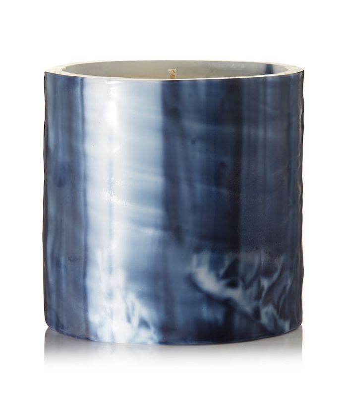 Le Feu De L'eau Bleu Nuit Candle