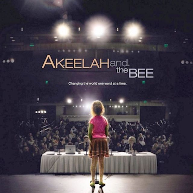 Akeelah and the Bee movie poster.