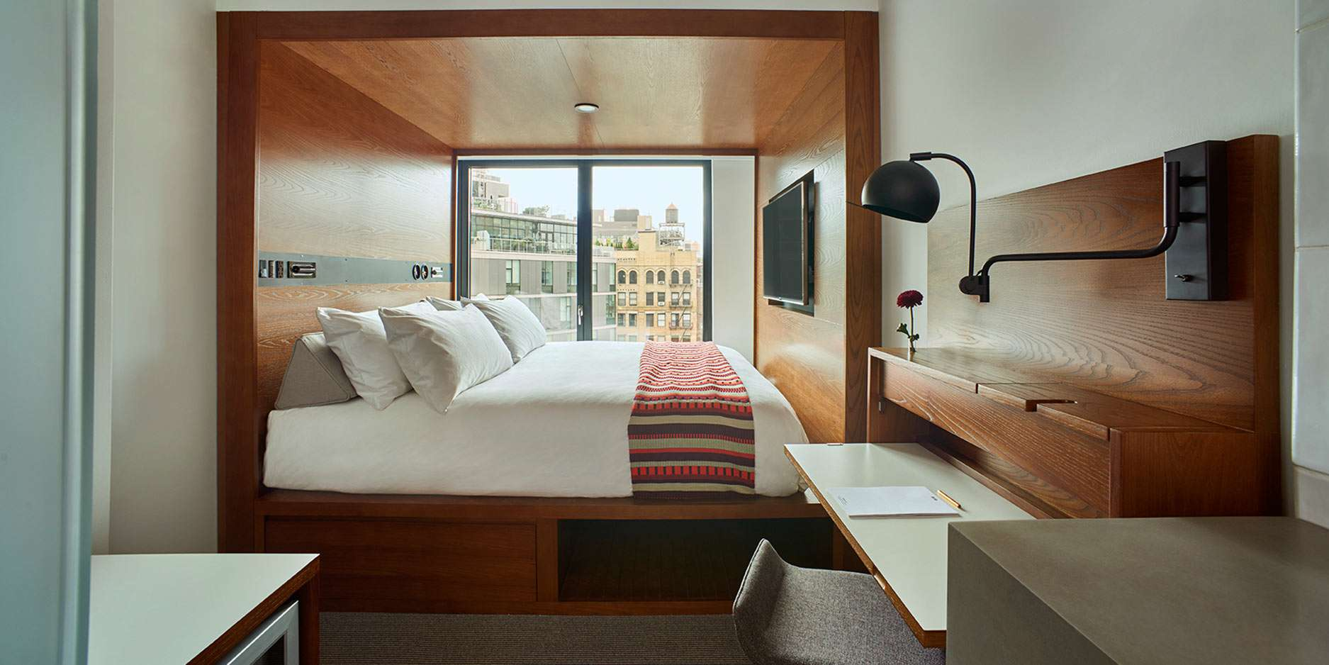 The Best NYC Hotels Under $200 a Night