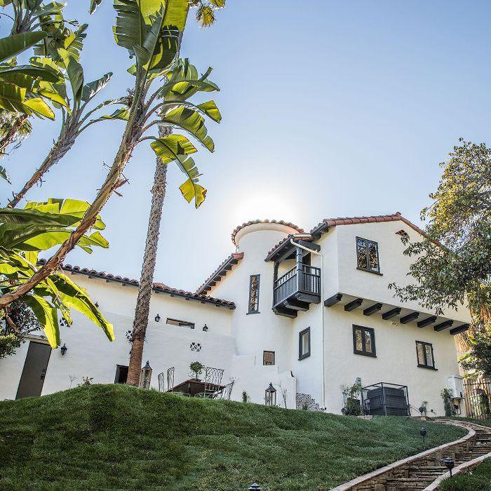 Cococozy: casa de estilo español