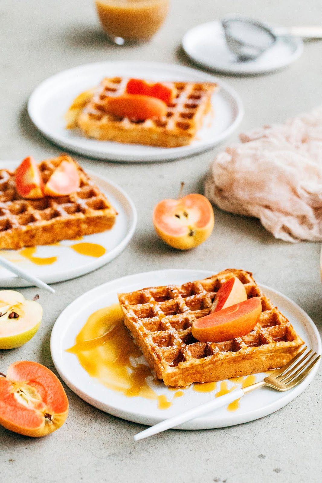 12 Unique Waffle Recipes Worthy of a Weekend Brunch Party