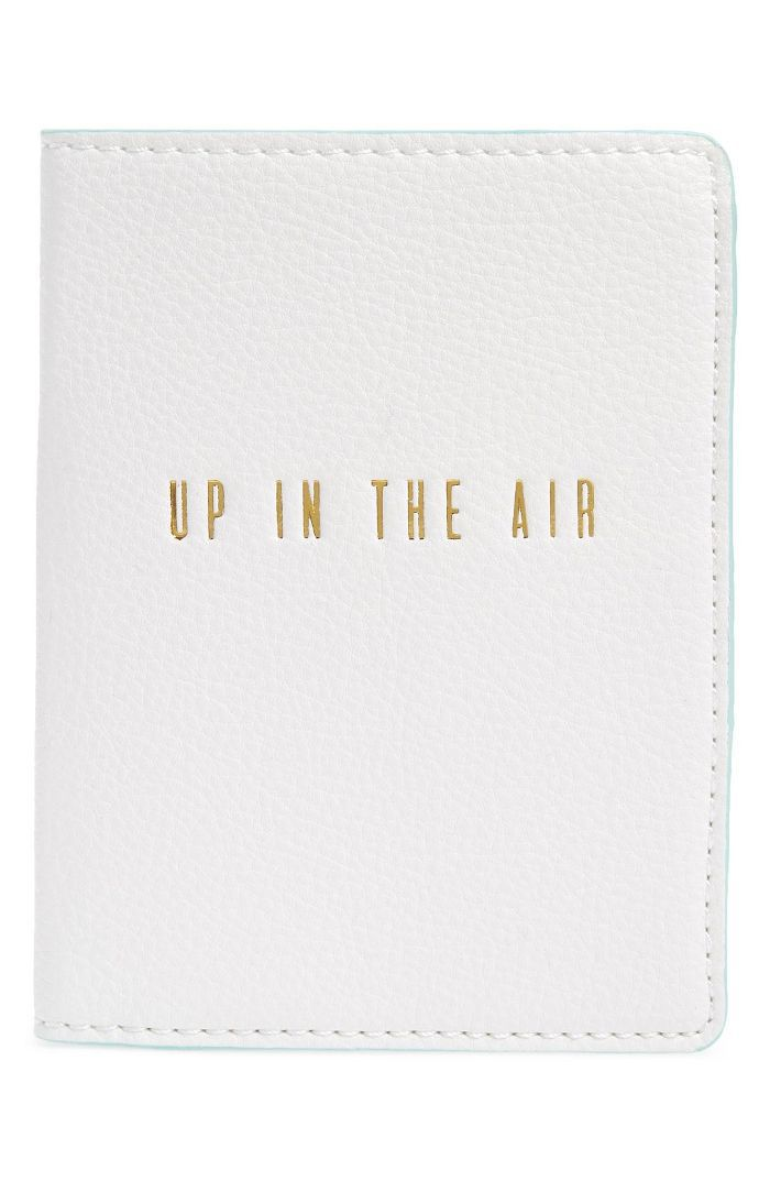 Anthropologie Jet Set Passport Case -