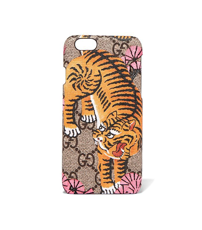 Gucci Printed Coated-canvas Iphone 6 Case