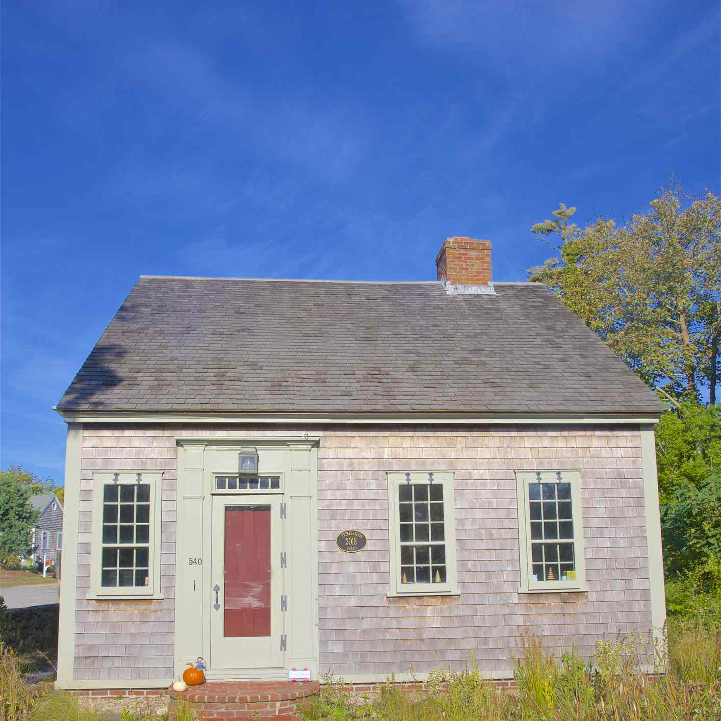 historical cape cod homes