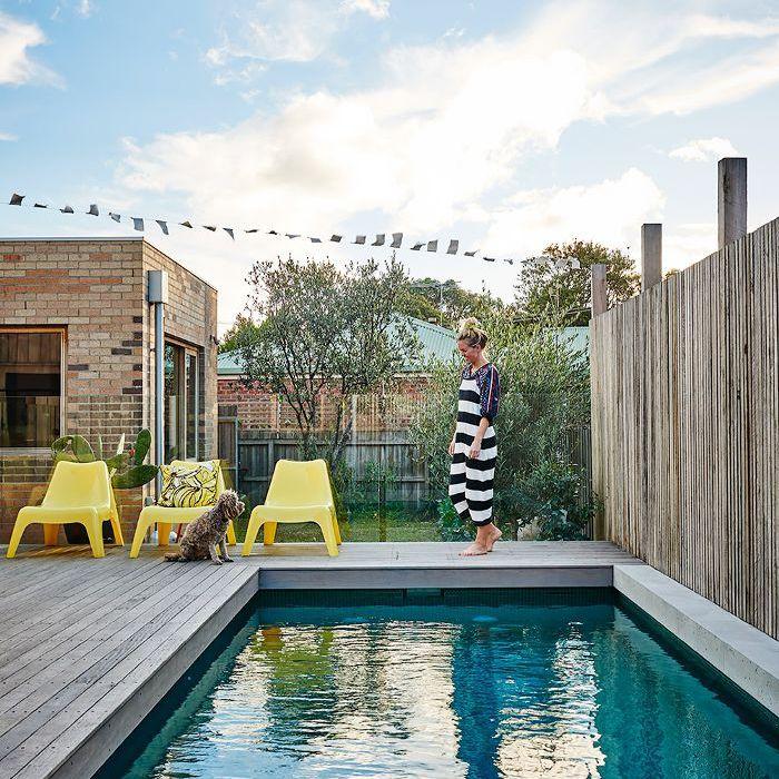 Australian Home Décor — Backyard