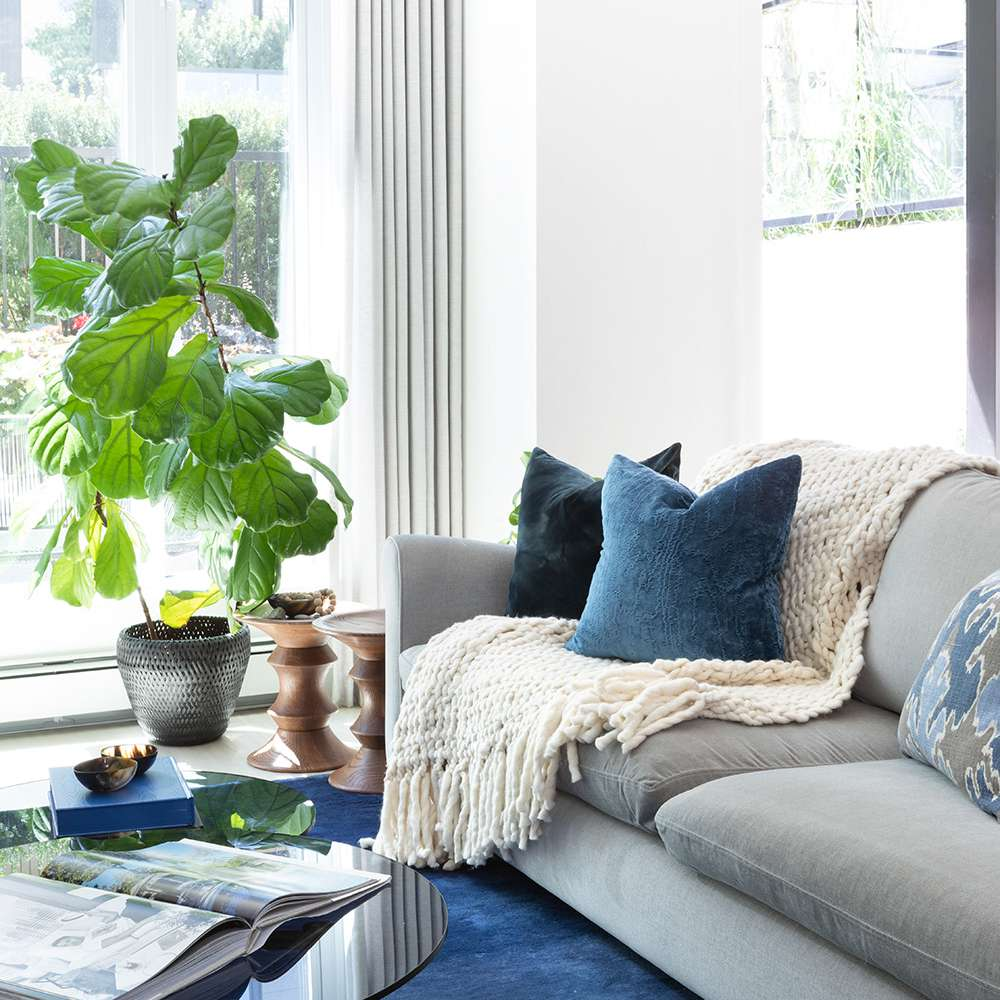 12 Blue Living Room Design Ideas To Try In Your Home