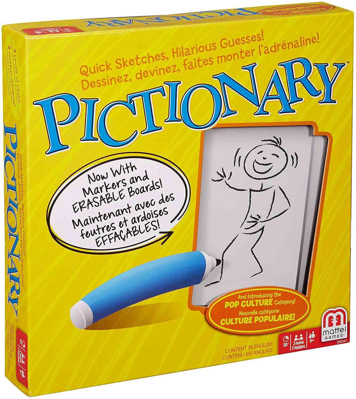 Mattel Games Pictionary